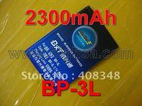 2300mAh High Capacity Battery BP-3L Battery BP 3L Battery Use for Nokia 603 701 303 Lumia 710 610 etc Mobile Phones