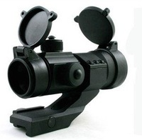 Aimpoint Style Tactical Cantilever 1x30 Red Green Blue Dot Rifle Scope free ship