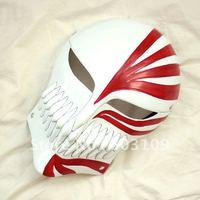 Hot selling Bleach cosplay Kurosaki Ichigo bankai Full Hollow Mask mixed 4 colors freeshipping (dropping freeshipping)