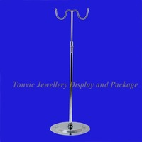 Expedited Shipping 5 Necklace Handbag Display Stand Rack