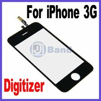 50Pcs/lot Touch Screen Digitizer For iPhone 3G DHL Free Shipping