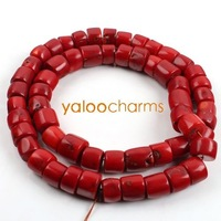 Wholesale - 200 Gram Natural Red Coral beads Stone Jewelry Beads 9-15mm  Free shipping, 111212-1
