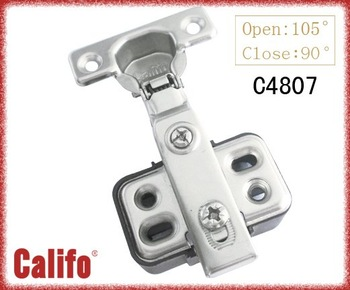 Cabinet 26mm cup  hinge with plastic plate/soft closing hinge