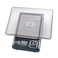 3000g/0.1g 3kg/0.1g portable pocket Electronic Digital scale weighing balance  #563