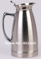 12H keep warm hot or cold 0.75litre stainless steel Vacuum flask-Vacuum coffee port-vacuum thernos-ice pot