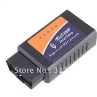 Elm 327 Bluetooth Car Scan Tool,Free Shipping ELM327 Bluetooth OBDII V1.5 CAN-BUS Diagnostic Interface Scanner obd 2,