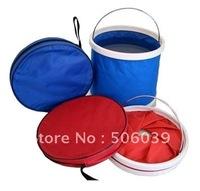free shipping 9L folding bucket
