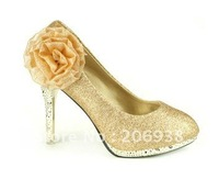 2012  new style Bride wedding shoes,Women's High-heeled Dress shoe,lady Banquet Shoes.