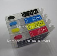 1set 73 T0731 -T0734 refillable ink cartridge for epson CX3900 CX5900 CX4900 CX4905 CX3905 printers Auto reset chip