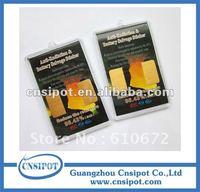 Mobile phone Anti Radiation Sticker Energy Saver Chip 150pcs/lot