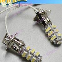 Hot selling 2x 3528SMD 26 White H3 LED Headlight Bulb Head Light 12V 3W 2721