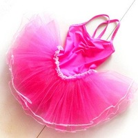 Free shipping girl fashion children  Ballet  dress  for show  with wholesale and retail