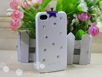 Strawberry  Diamond Case For Iphone 4g/4s +Retail Packege