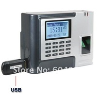 Fingerprint Access Control and Time Attendance Device Support 50000 Transaction Capacity with TCP/IP or USB