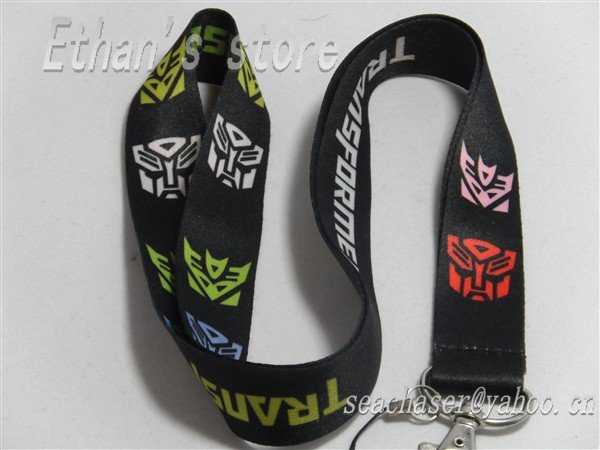 new arrival nylon cartoon movie lanyards mobile keychains for mp5,mp4, ID card Free Shipping(China (Mainland))