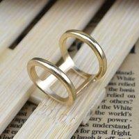 новый цвет золото ювелирные изделия Мода заезда крест палец кольца r432