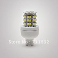 Free Shipping Wholesale 10pcs/lot New G9 48 SMD LED Spot Light Spotlight 230V Cool White Effective Bulb