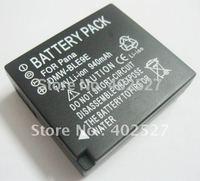 DMW-BLE9E battery for Battery for Panasonic Lumix DMC-GF3 BLE9 BLE9E DMW-BLE9  Free shipping