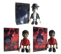 Model Toy Michael Jackson 3 different models/set Movable free shipping