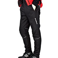 INBIKE top riding trousers cycling wind pants fleece pants outdoor leisure trousers