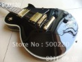 Free Hardcase 1960 black custom classic Electric Guitar