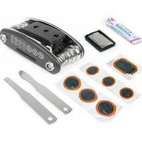 Multi-function INBIKE bike repair tire repair tool suite hexagonal pry a multi-purpose tire rod AK013