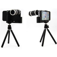 8 X Zoom Optical Telescope Camera Lens For iPhone 4  2rd generation