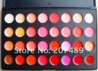 32 full color makeup palette professional comestics set lip gloss Lipsticks Gorgeous dropshipping
