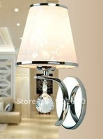Free Shipping  single lampshades modern wall sconce lamp bathroom lighting passageway corridor lamp residential hotel lighting