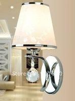 Free Shipping  single lampshades modern wall sconce lamp bathroom lighting passageway corridor lamp residential hotel lighting
