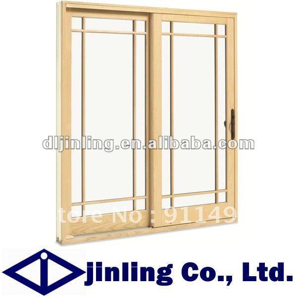 Interior Sliding Glass Door Wood Frame 600 x 600