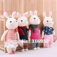 Super cute plush toy doll stuffed toy Tiramitu metoo rabbit 30cm, 1pc, 8 colors for your choice