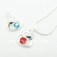 Silver Plated pendant Beads Jewelry new arrival Silver Plated Beads,19mm, 20pcs/lot Beads Jewelry free shipping HA570