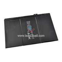 Free shipping Battery Replacement Part for The new for iPad 3 3rd Gen Original