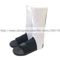 Naruto Cosplay Akatsuki Shoes Akatsuki Itachi Shoes White