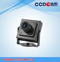 CCTC 1/3 Inch SONY color CCD 420TV Lines mini camera Color hidden square Camera EC-M3282