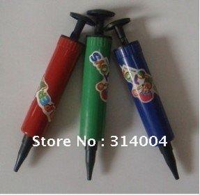 Free shipping Handy Football Basketball Ball Inflating Air Pump Needle Balloon inflator pump 100pcs/lot Wholesale