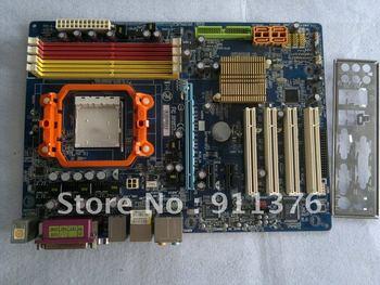 for GIGABYTE motherboard GA-M61P-S3 desktop motherboard AM3+ AMD DDR2 AMD MTX mainboard system board free shipping