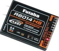Futaba R6014HS 14-Channel 2.4GHz FASST Receiver