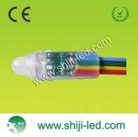 12mm RGB LED chian string lighting