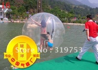 Factory outlets inflatable water toys, water walking ball bungee Free Shipping