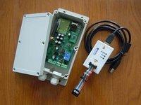 GSM remote control box