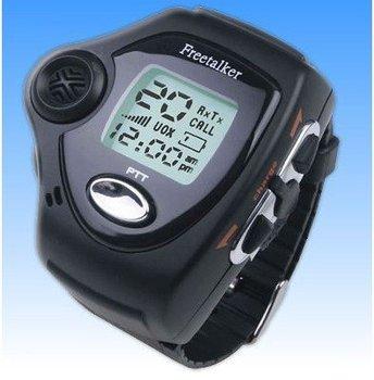 Two Way Radio Walkie Talkie Wrist Watch Style 2pcs