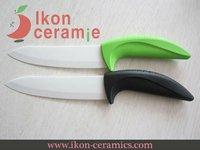 "Free Shipping! High Quality 6"" Ikon Ceramic chef knife combination 100% Zirconia Ceramic Knife(AJ-6001W-2G-GB)"
