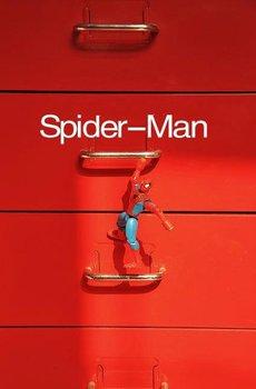 MARVEL comic hero Magnetic spider man/fridge magnet