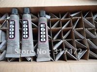 EMS Freeshipping!! New 50pcs/lot 9ml E6000 Glue  Jewelry Adhesive Glue