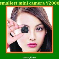 Hot selling  Mini Camera Y2000 Smallest Camcorder HD 720P Mini Digital Camera Video Recorder