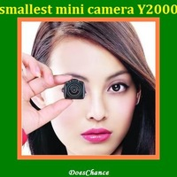 Hot selling  Mini Camera Y2000 Smallest Camcorder HD 720P Mini Digital Camera Video Recorder