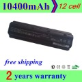 High quality + new 12 Cell Laptop battery for  HP CQ42 CQ32 CQ72 HSTNN-IB0X HSTNN-Q61C 593553-001 +gift