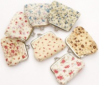 Free Shipping small cute women coin purse/Cosmetic Bag/key holder/small Pocket/Japan Style/Gift/12PCS mixed pattern CB01